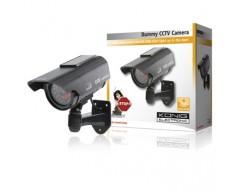 König Atrapa CCTV kamery se solárním panelem a 30 IR LED