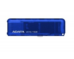ADATA Flash Disk 16GB USB 2.0 DashDrive UV110, modrý
