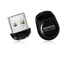 ADATA Flash Disk 16GB USB 2.0 DashDrive Durable UD310, černý