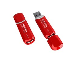 ADATA Flash Disk 16GB USB 3.0 Dash Drive UV150, červený