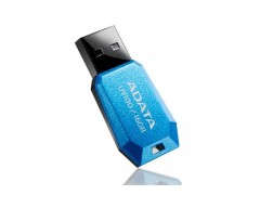 ADATA Flash Disk 16GB USB 2.0 DashDrive UV100, modrý