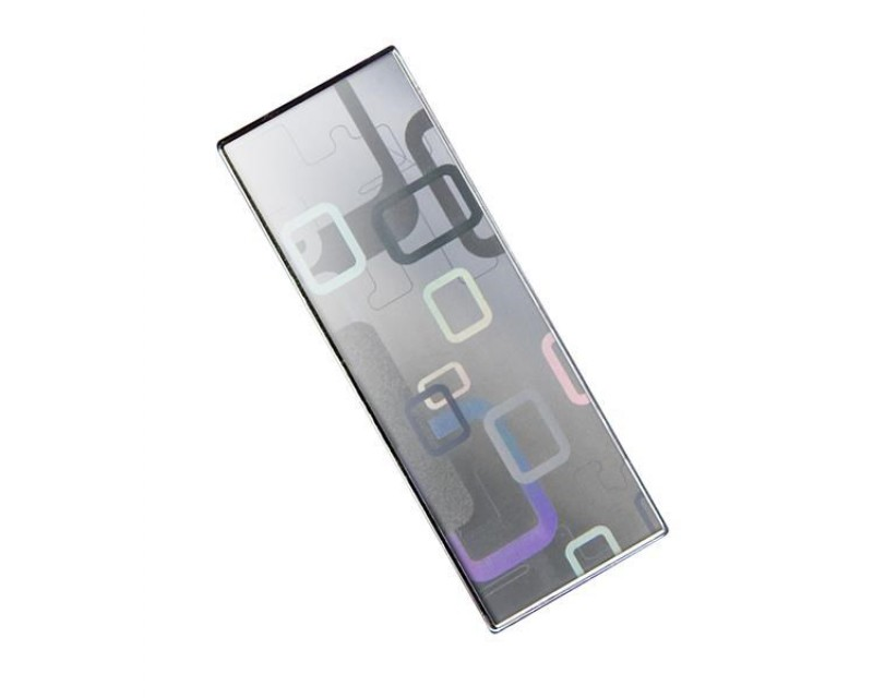 TRANSCEND USB Flash Disk JetFlash®V90C, 32GB, USB 2.0, kovový, ultra slim (R/W 19/7 MB/s)