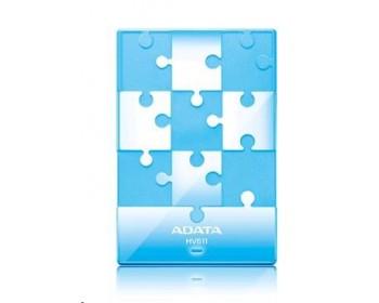ADATA Externí HDD 1TB 2,5 USB 3.0 DashDrive HV611, modrý