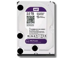 WD CAVIAR PURPLE WD20PURX 2TB SATA/600 64MB cache, Low Noise