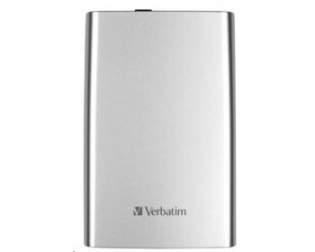 VERBATIM HDD 2.5 2TB Store n Go USB 3.0, Silver